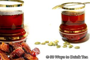 tea recipe: alladin it