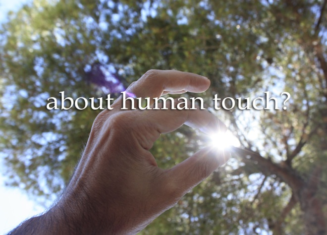Science and human touch