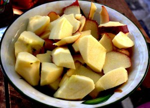 how to make apple vinegar